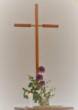 Kreuz der LKG Kulmbach